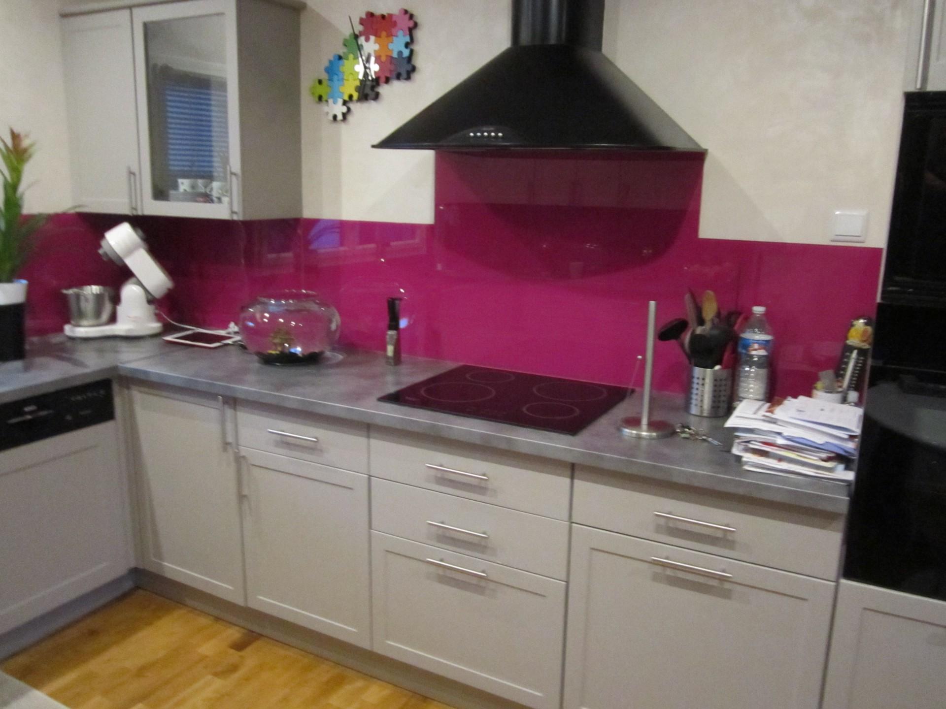 Crédence de cuisine à La Roche-sur-Yon