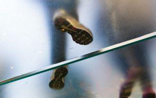 Pose de plancher en verre à La Roche-sur-Yon (85)